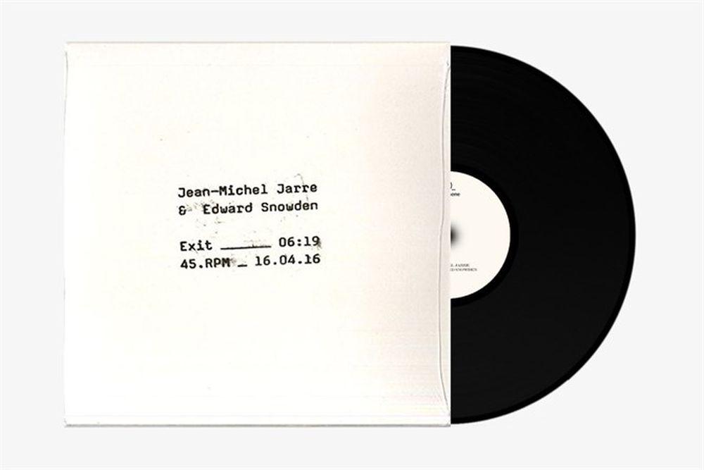 Jean-Michel Jarre nagrywa z… Edwardem Snowdenem (i apeluje do ministra Glińskiego)