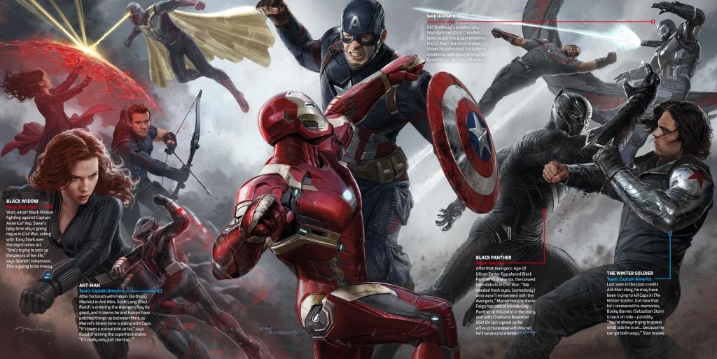 kapitan ameryka wojna bohaterów