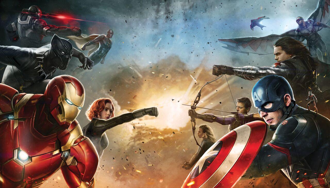 """Nadchodzi """"Wojna bohaterów"""". Wszystko, co musisz wiedzieć o nowym filmie od Marvela"""