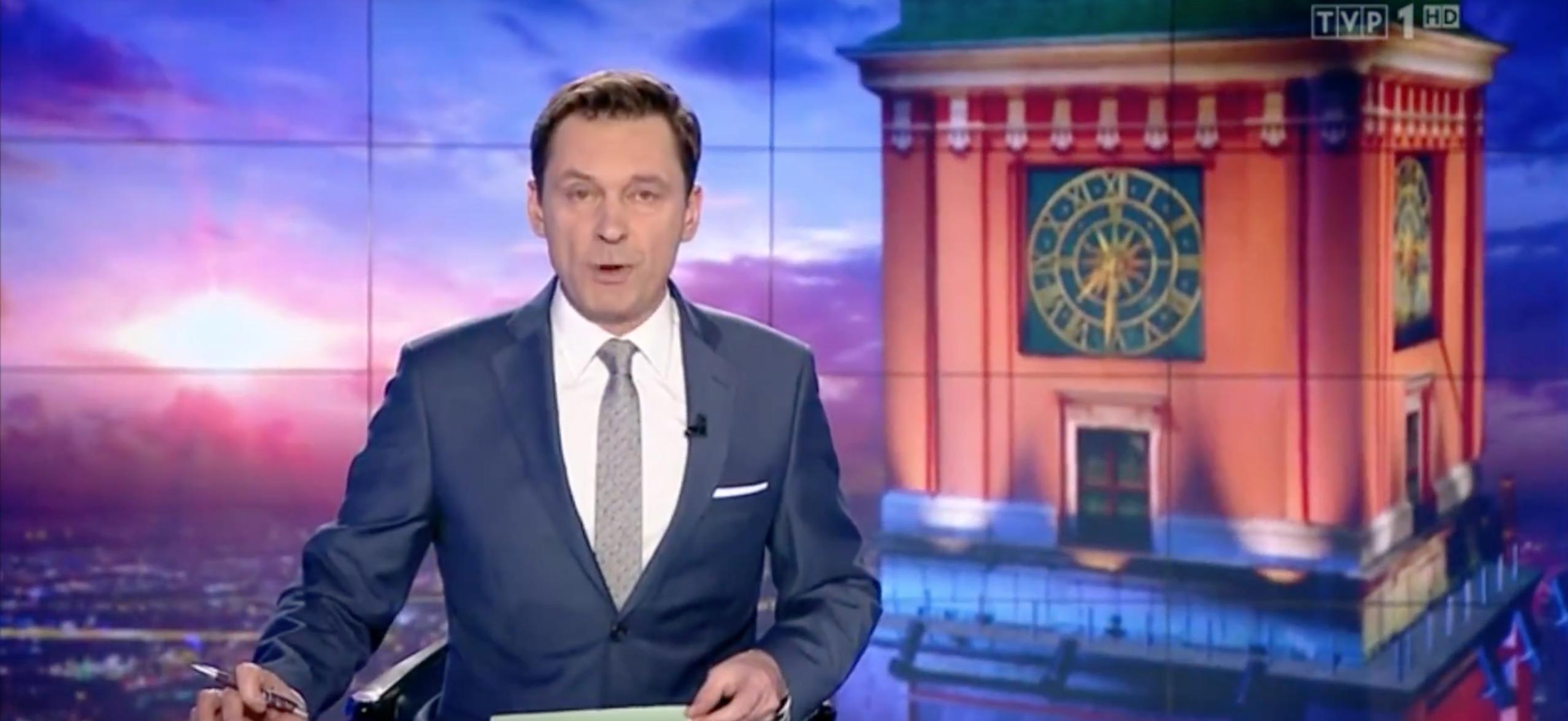 Fedorowicz parodiuje upolitycznione Wiadomości na YouTube, ku uciesze opozycji