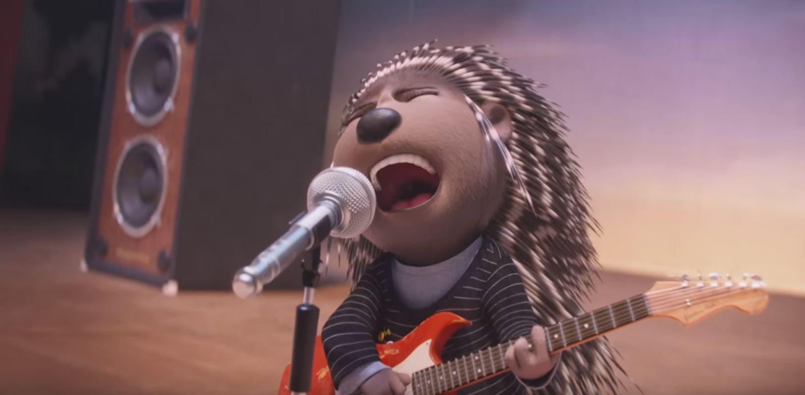 """Śpiewać każdy może – zobacz trailer muzycznej animacji """"Sing"""""""