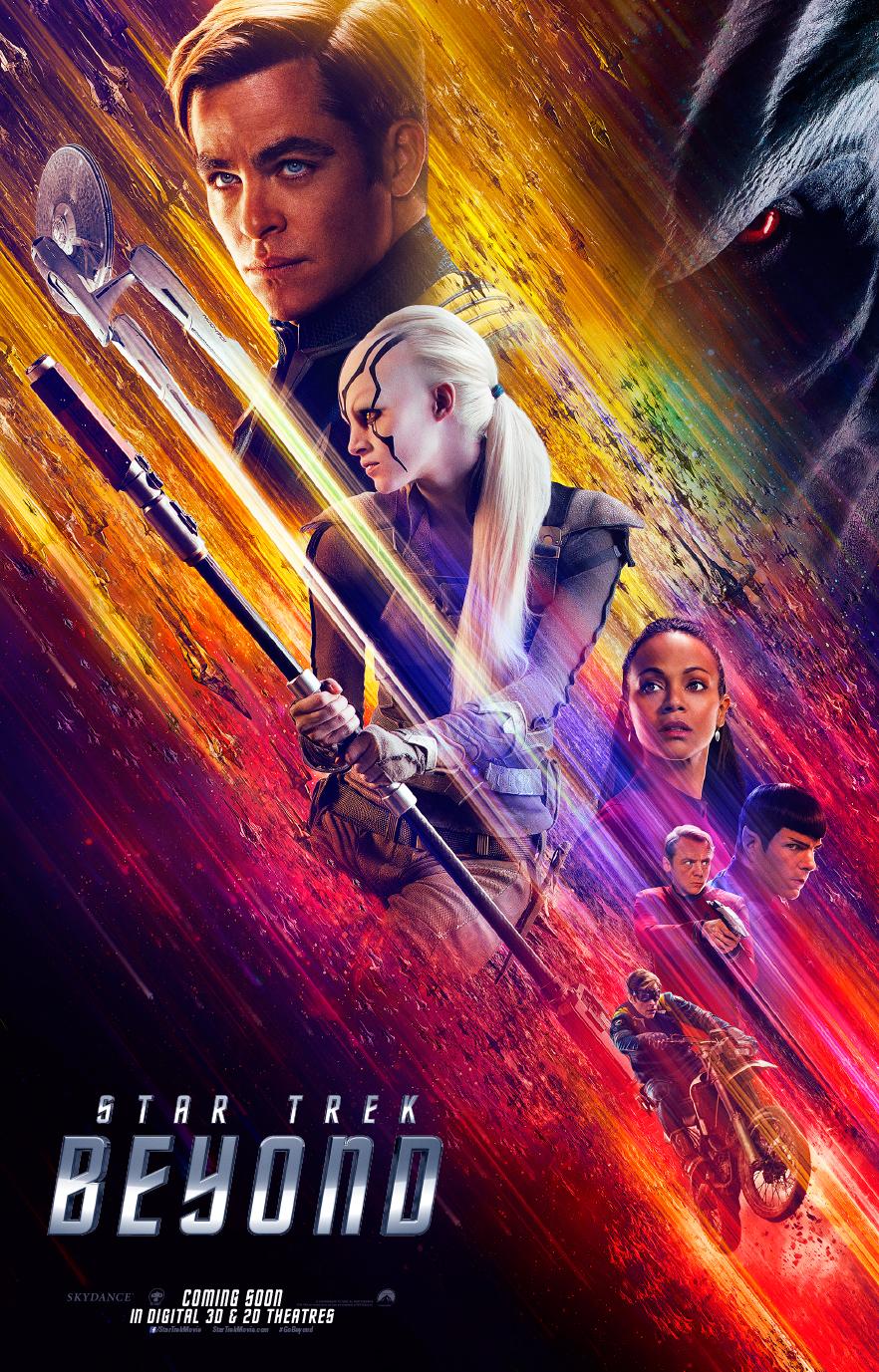 Star Trek: W nieznane z 2009 roku