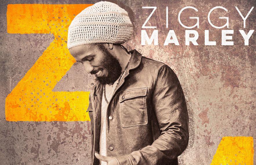 "Oto Marijuanaman. Ziggy Marley – ""Ziggy Marley"". Recenzja sPlay"