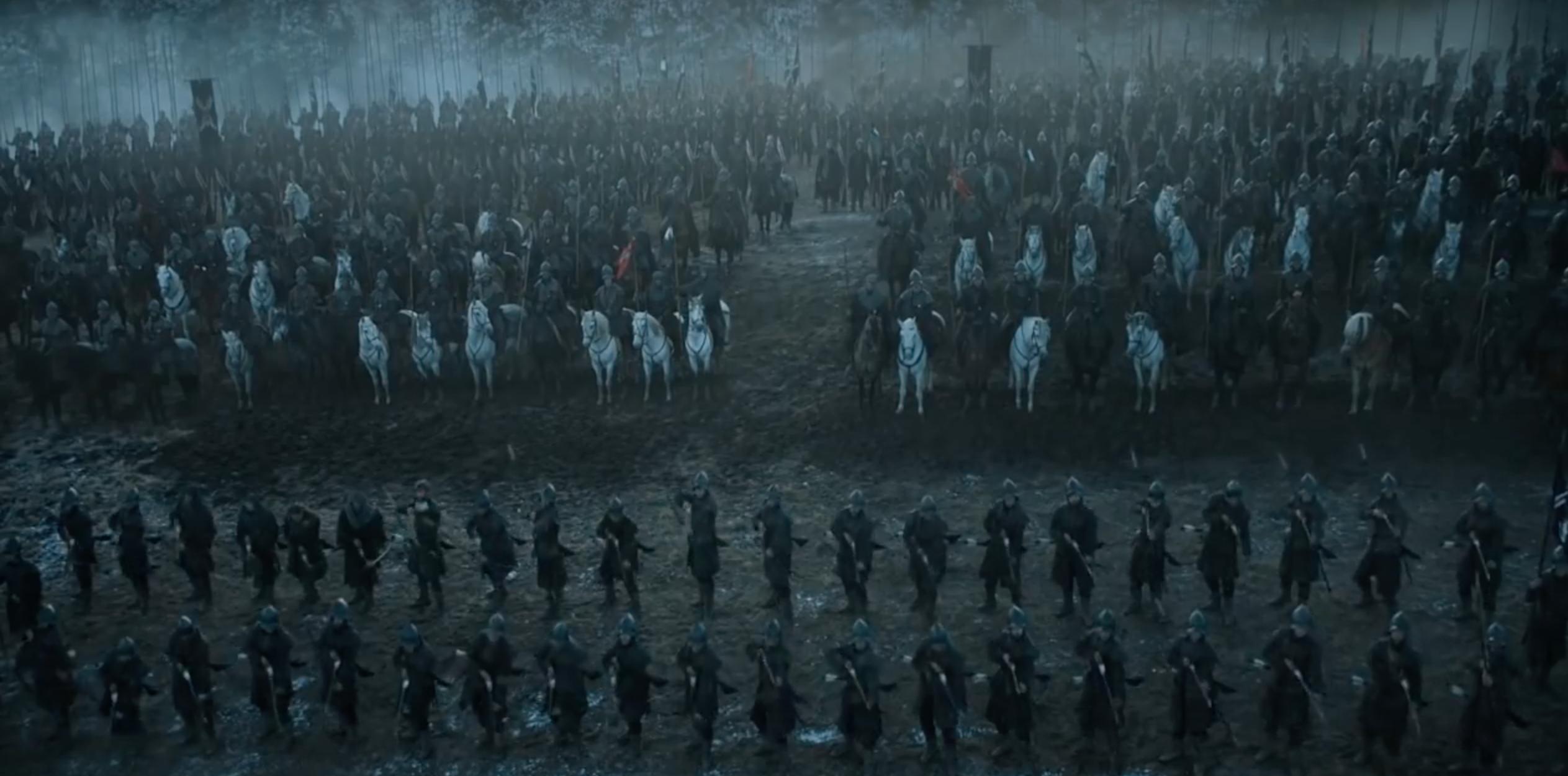 """""""Bitwa Bękartów"""" – HBO pokazuje nadchodzące starcie. """"Gra o tron"""" wygląda jak rasowy hollywoodzki film"""