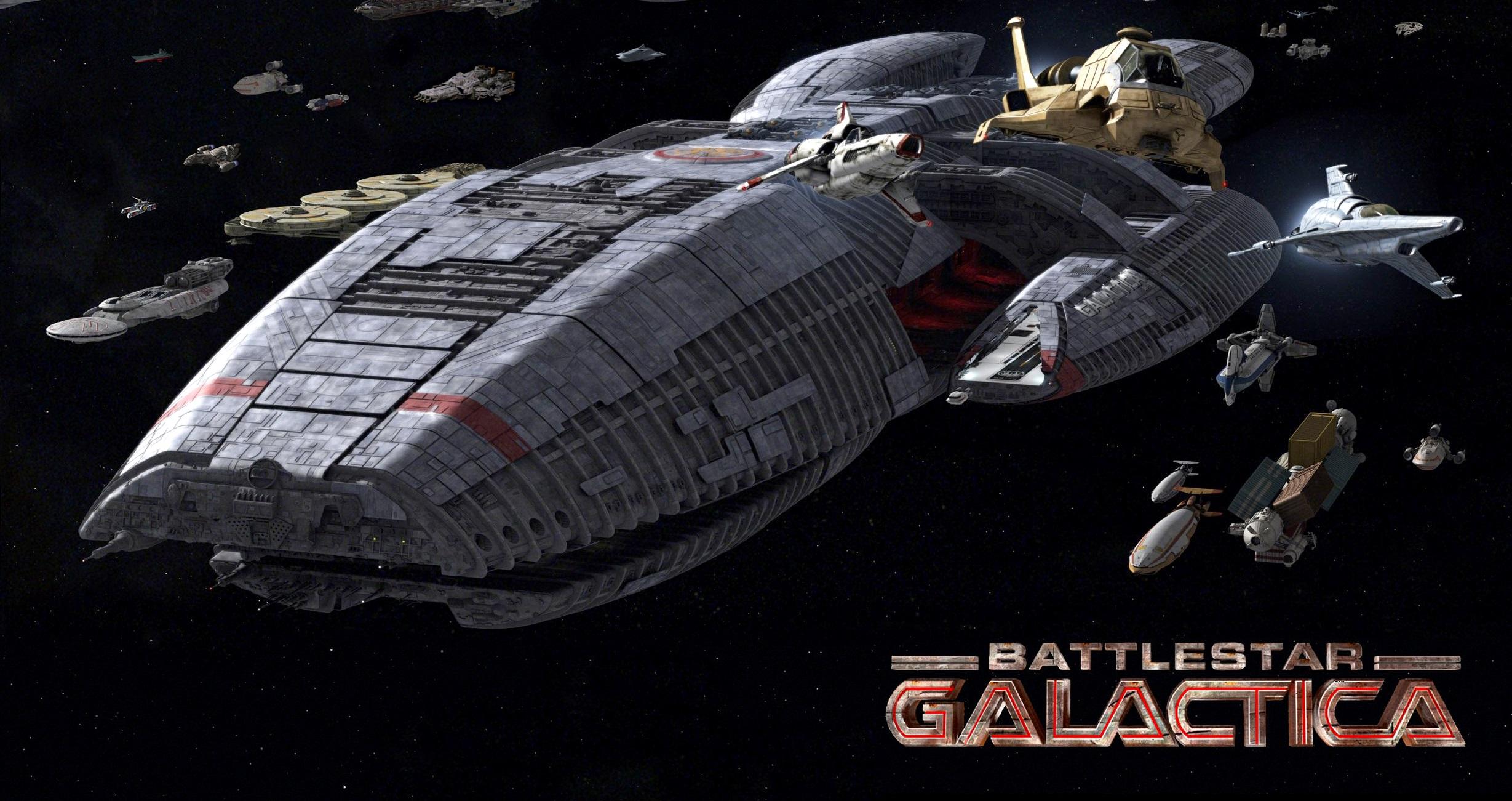 """""""Battlestar Galactica"""" coraz śmielej zmierza na kinowe ekrany"""