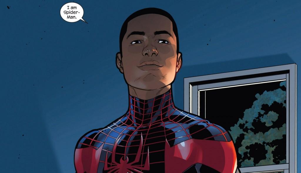 Miles Morales, następca Petera Parkera jako Spider Man.