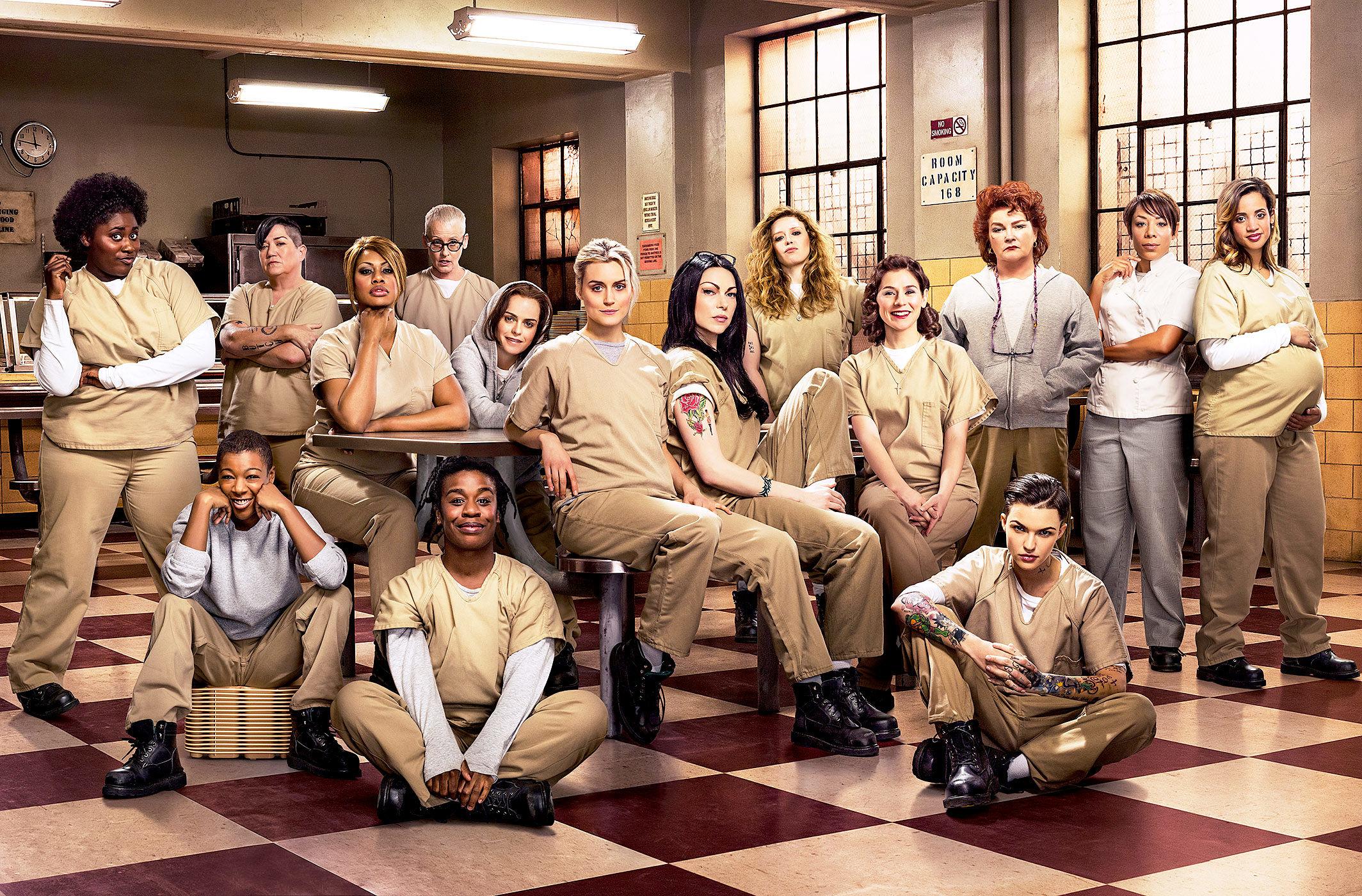 """Widziałam otwarcie 4 sezonu """"Orange Is the New Black"""". Dziewczyny nie zwalniają tempa"""