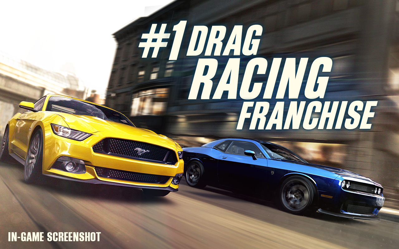 CSR Racing 2 to prawdopodobnie najładniejsza mobilna gra wyścigowa