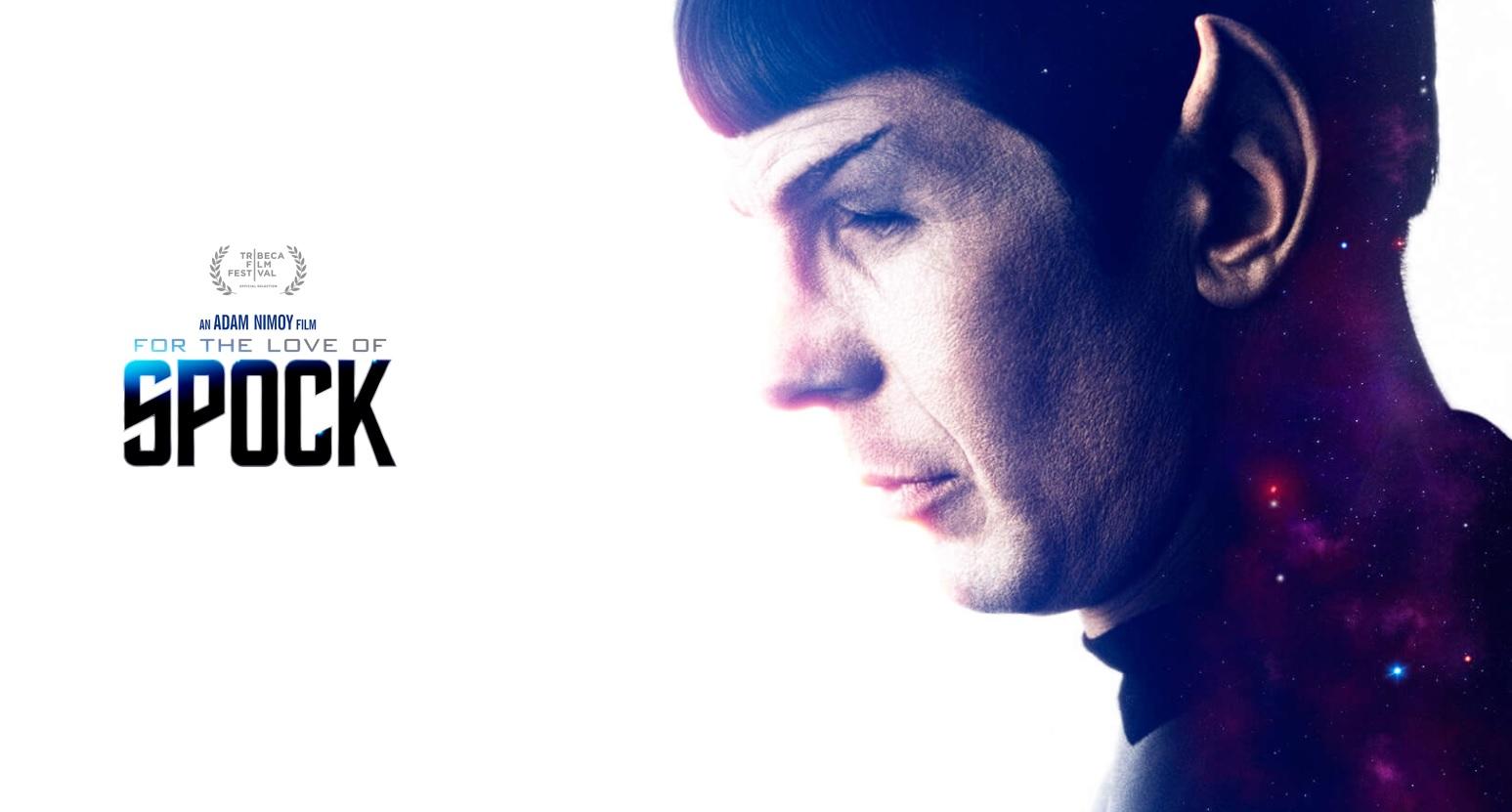 """Zobacz pierwszy zwiastun dokumentu """"For the Love of Spock"""""""