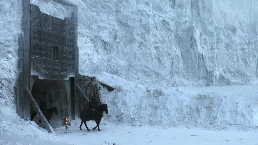 gra o tron mur