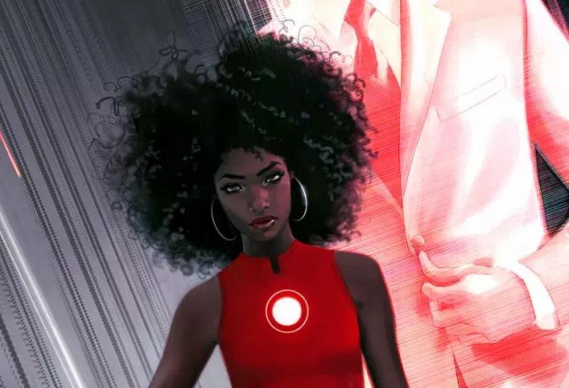 Oto oficjalny, nowy Iron Man Marvela. A raczej Iron Woman