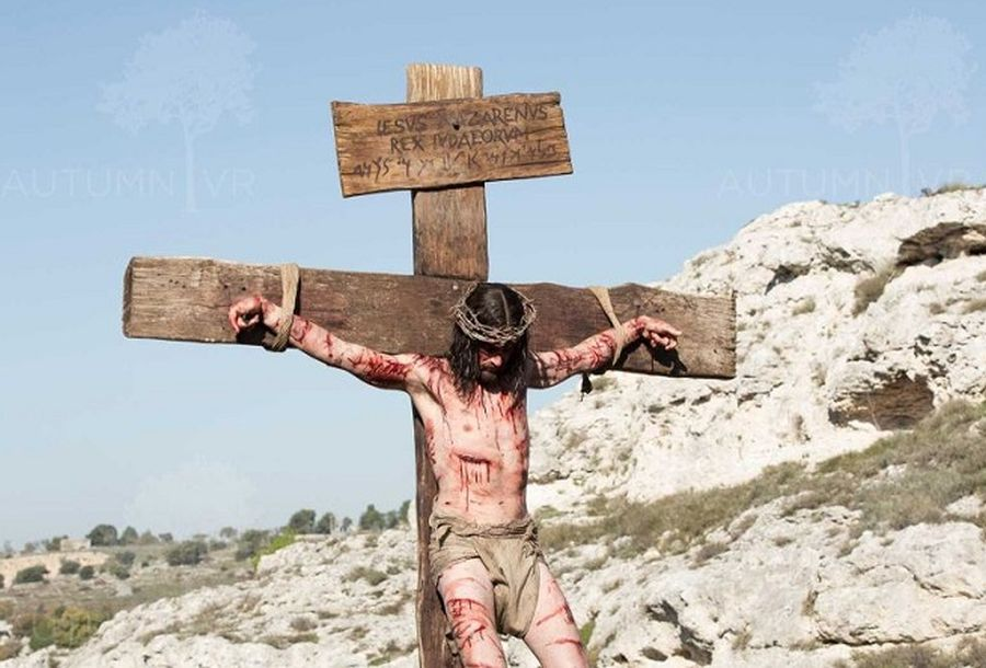 """""""Jesus VR"""". Zobacz Jezusa… w wirtualnej rzeczywistości!"""