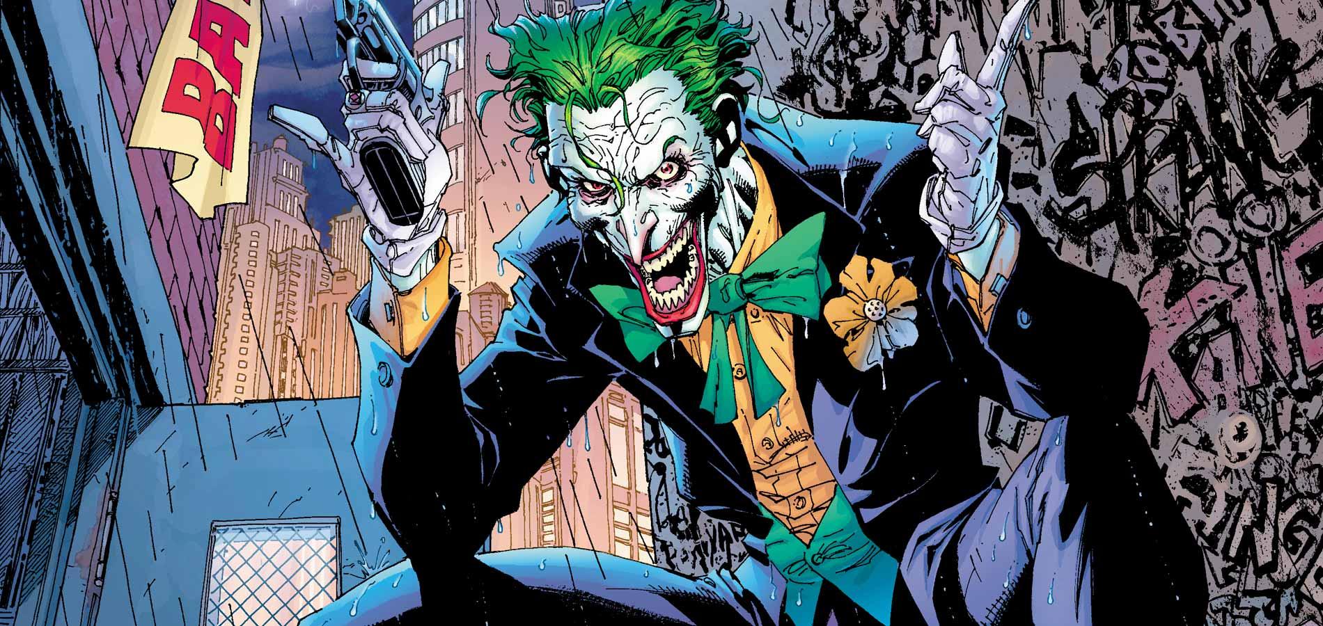 Joker dostanie własny film. W produkcję zaangażowany jest Martin Scorsese