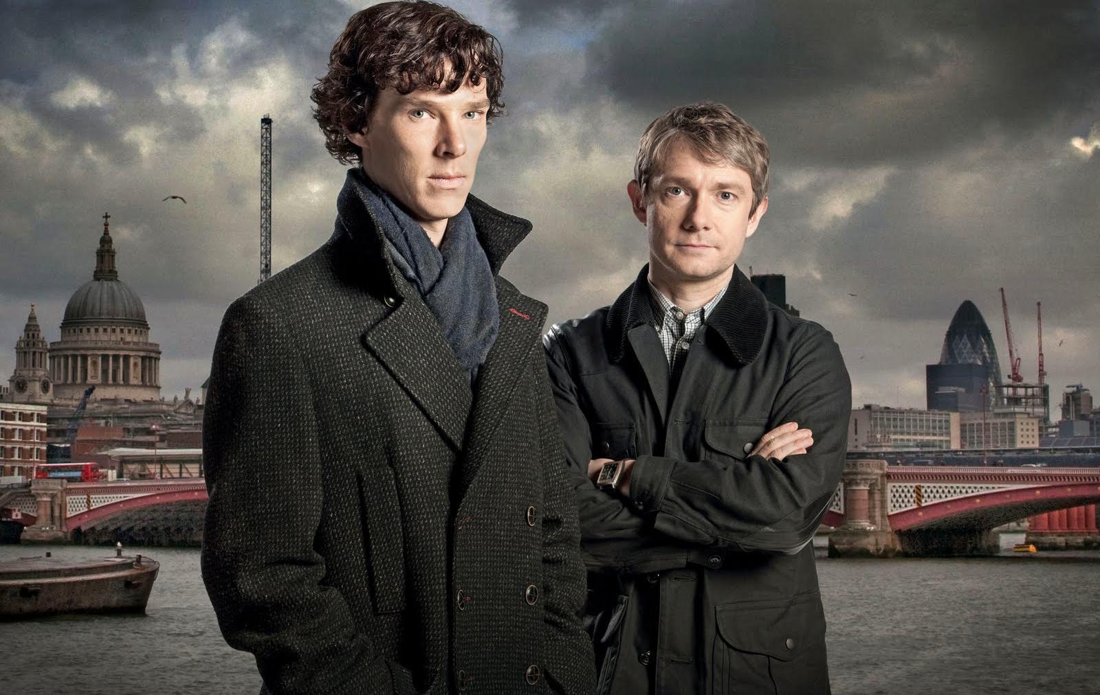 """Genialne ujęcia z serialu """"Sherlock"""". Zobacz """"SHERLOCK: The Art of Symmetry"""""""