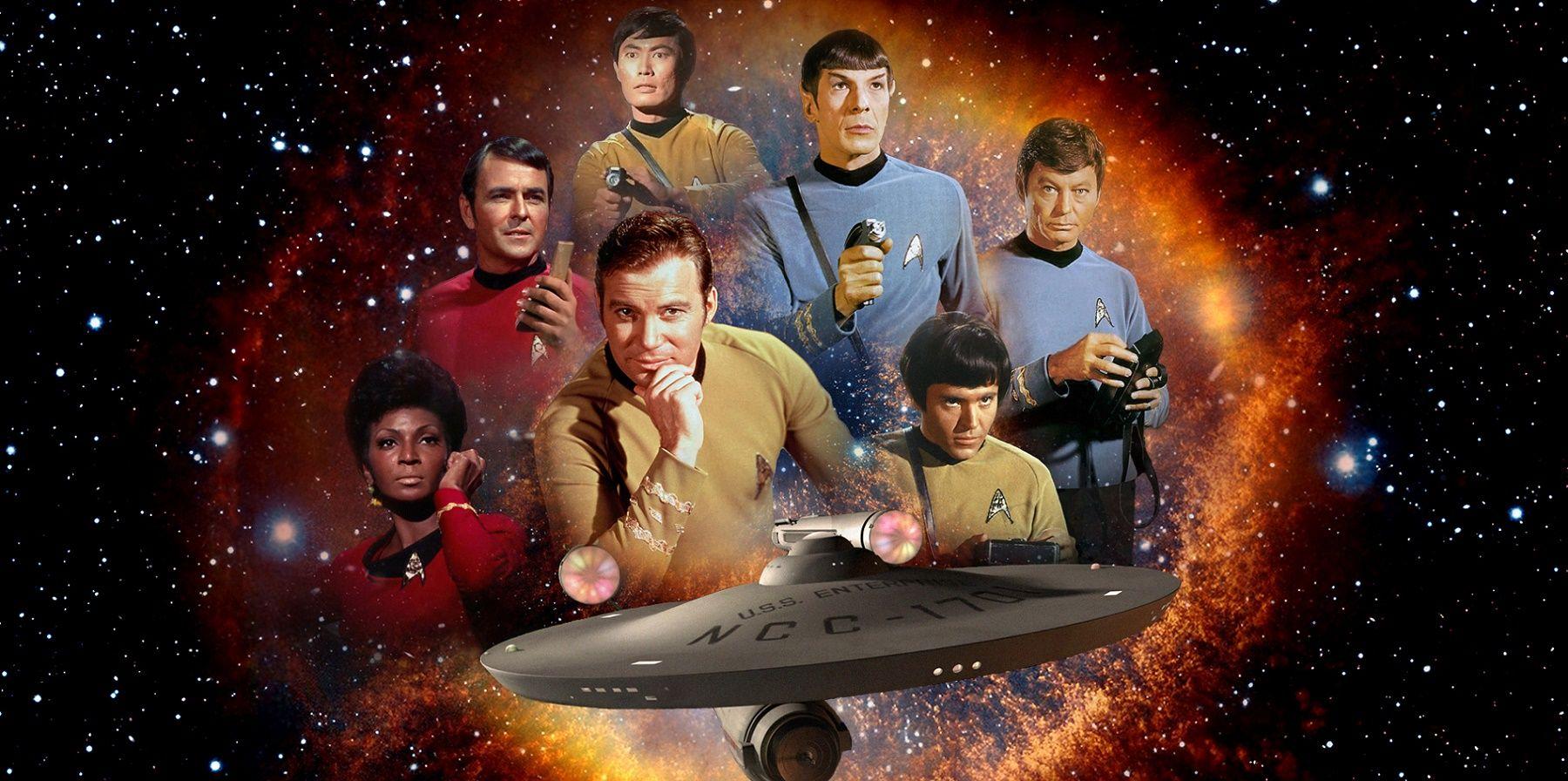 Polski Netflix przeżywa kosmiczną inwazję Star Treka. W sam raz na premierę Star Trek: Beyond