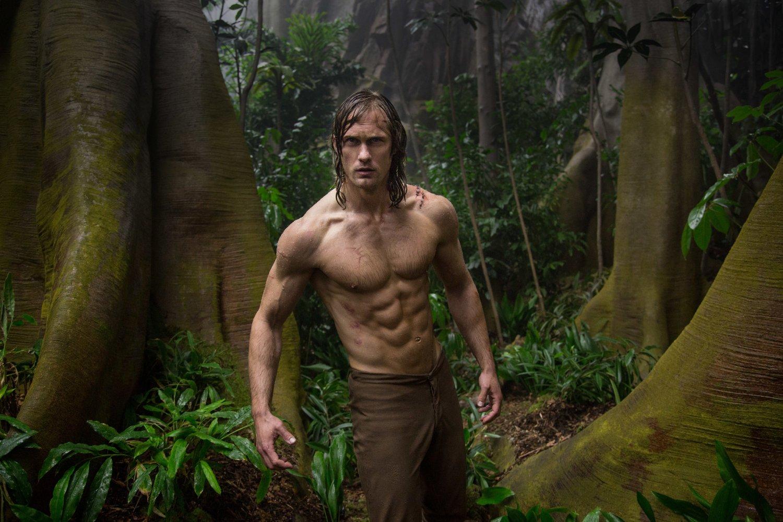 """""""Tarzan: Legenda"""" zaczyna się kapitalnie. Potem dostajemy bajkę o białym wybawicielu czarnych niewolników"""