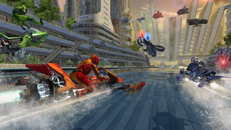 Riptide GP: Renegade, najlepsza arcade'owa gra wyścigowa, już na Androidzie oraz iOS