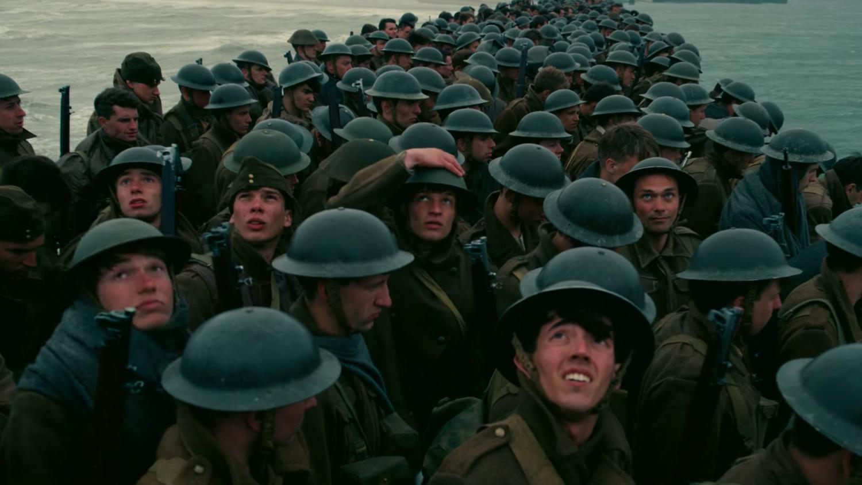 """Jest już pierwszy zwiastun wojennego filmu """"Dunkierka"""" od Nolana. Wizyta w kinie obowiązkowa"""