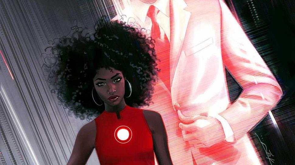Chociażnowy Iron-Man będzie kobietą, to będzie zwalczać zło i występek pod nowym pseudonimem