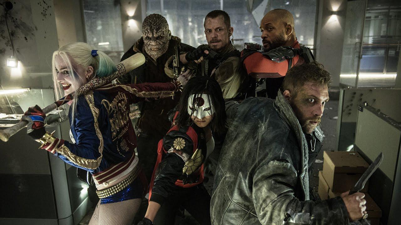 """""""Legion samobójców"""" to film brutalnie skrzywdzony przez """"Batman v Superman"""". Recenzja sPlay"""