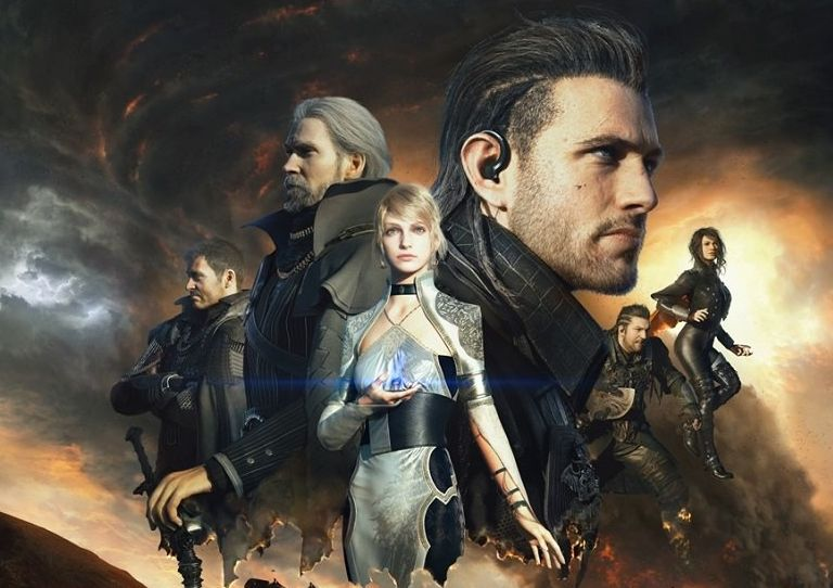 """""""Final Fantasy XV: Gwardia królewska"""" to bardziej kosztowny trailer niż pełnoprawny film. Recenzja sPlay"""