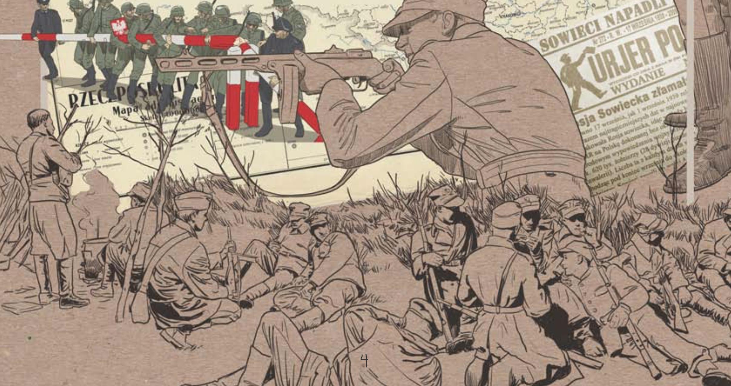 Nowoczesny patriotyzm – komiks Inka za darmo w sieci, również jako audiobook