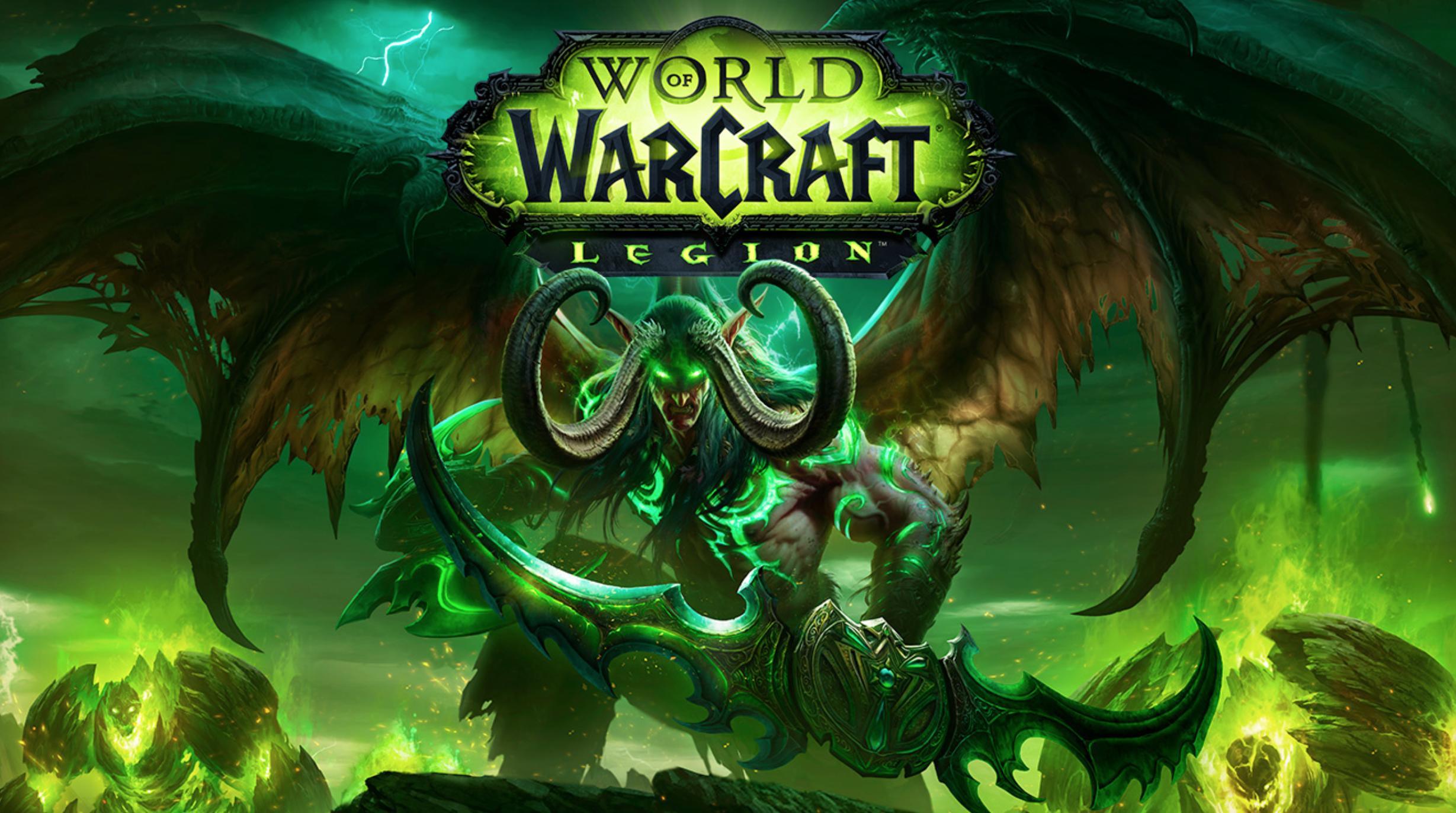 Blizzard robi świetne gry, ale kiepskie aplikacje. WoW Legion Companion już na Androidzie oraz iOS