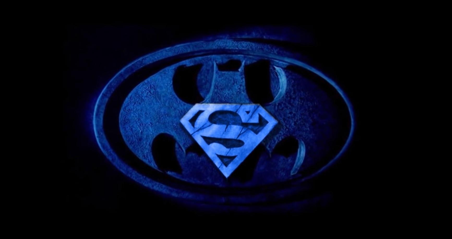 """Tak wyglądałby film """"Batman v Superman"""" gdyby grali w nim Michael Keaton i Christopher Reeve"""