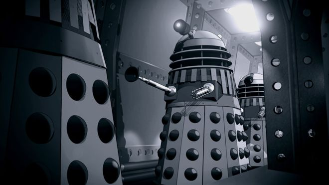 doktor who Doctor Who The Power Of The Daleks