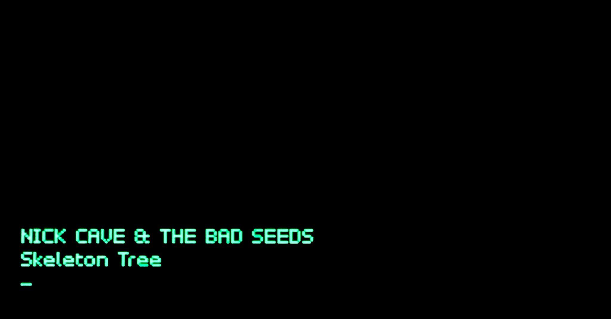 """Piękno zrodzone z żałoby. Nick Cave & The Bad Seeds """"Skeleton Tree"""", recenzja sPlay"""