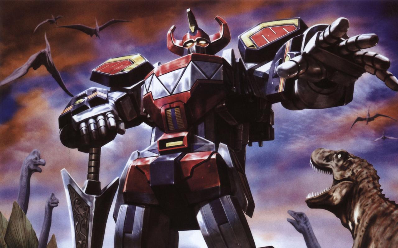 Zordom z filmu Power Rangers bliżej do robotów z Pacific Rim niż kolorowych zabawek