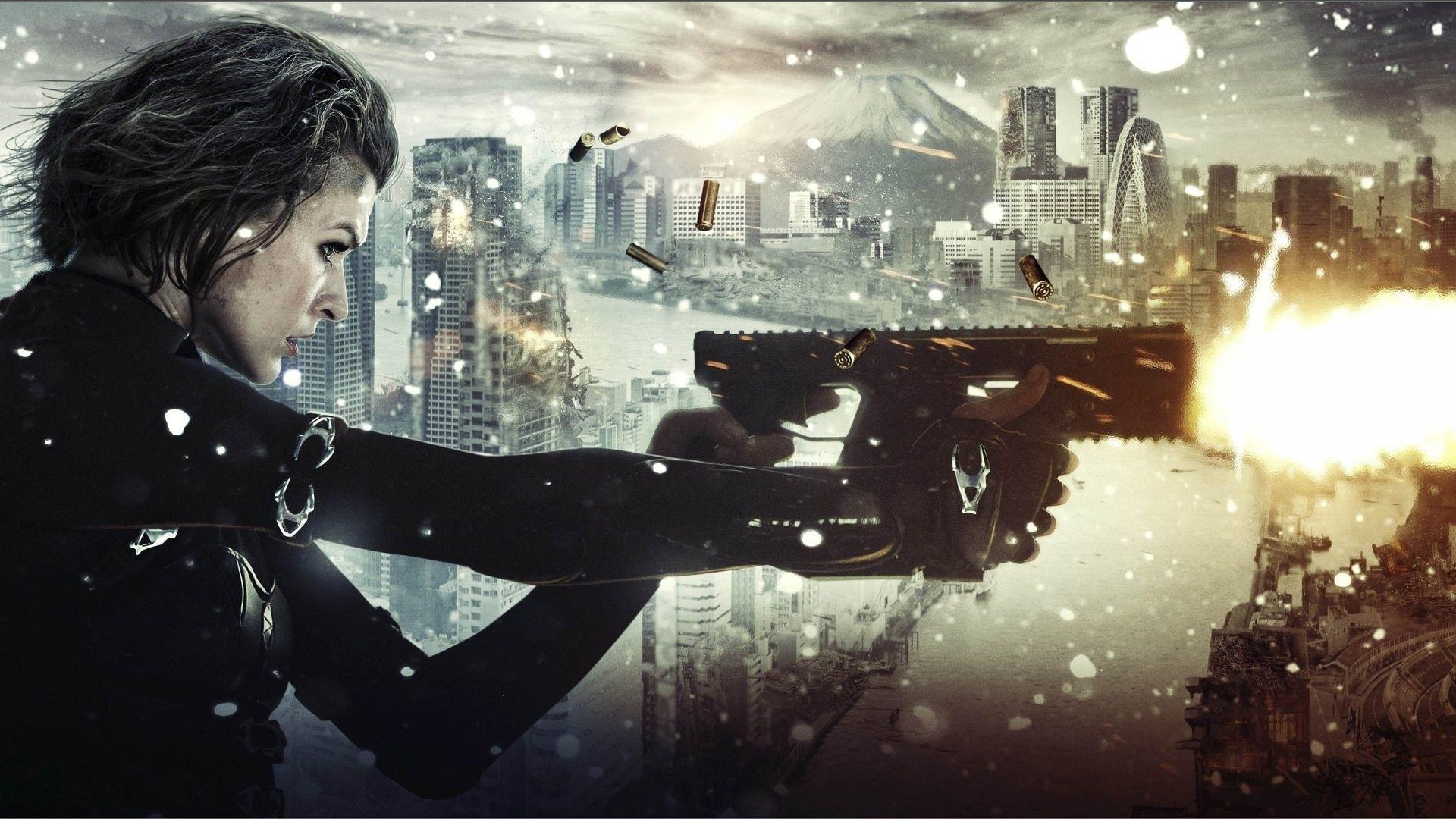 """Pełen zwiastun """"Resident Evil: The Last Chapter"""" to przynajmniej połowa całego filmu. Jest efektownie"""