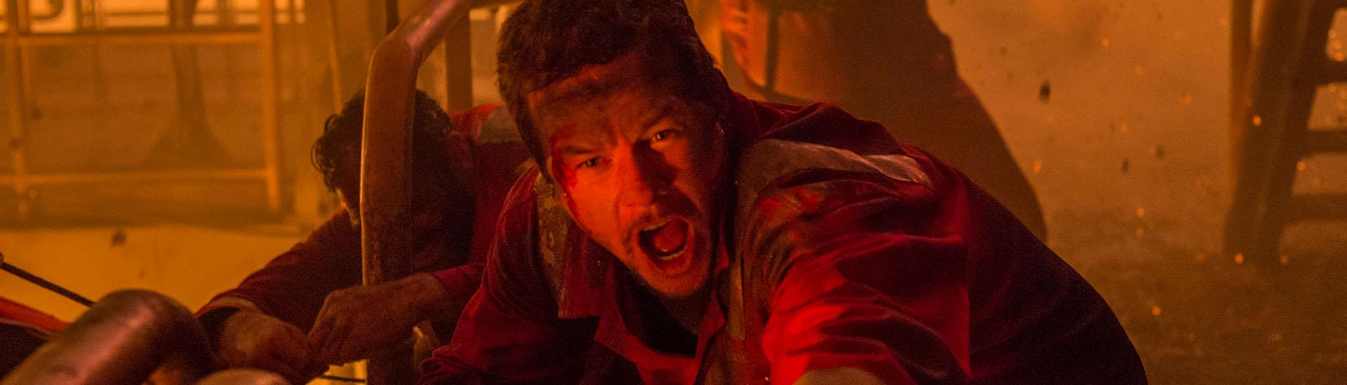 """Nieoczekiwanie """"Żywioł. Deepwater Horizon"""" okazał się najlepszym katastroficznym filmem roku. Recenzja sPlay"""