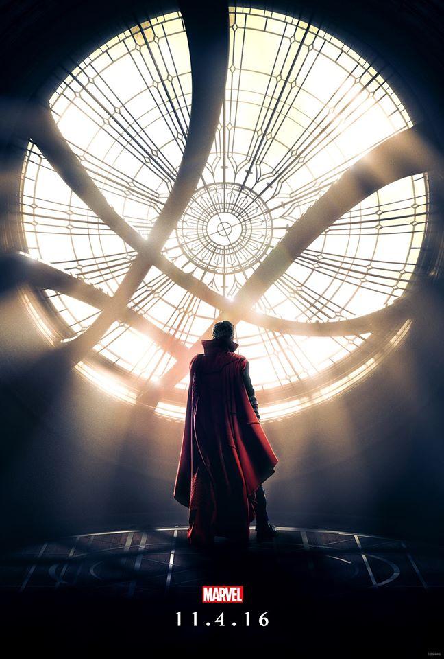 Doktor Strange - recenzja - Doctor Strange