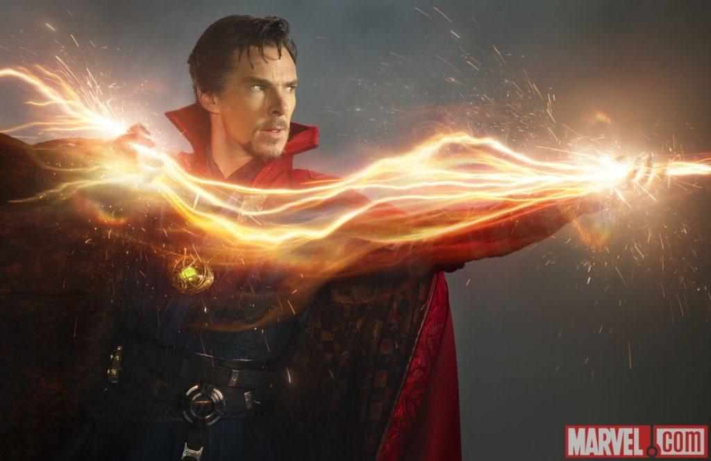 Doktor Strange - recenzja - Doctor Strange mcu marvel cinematic universe streszczenie