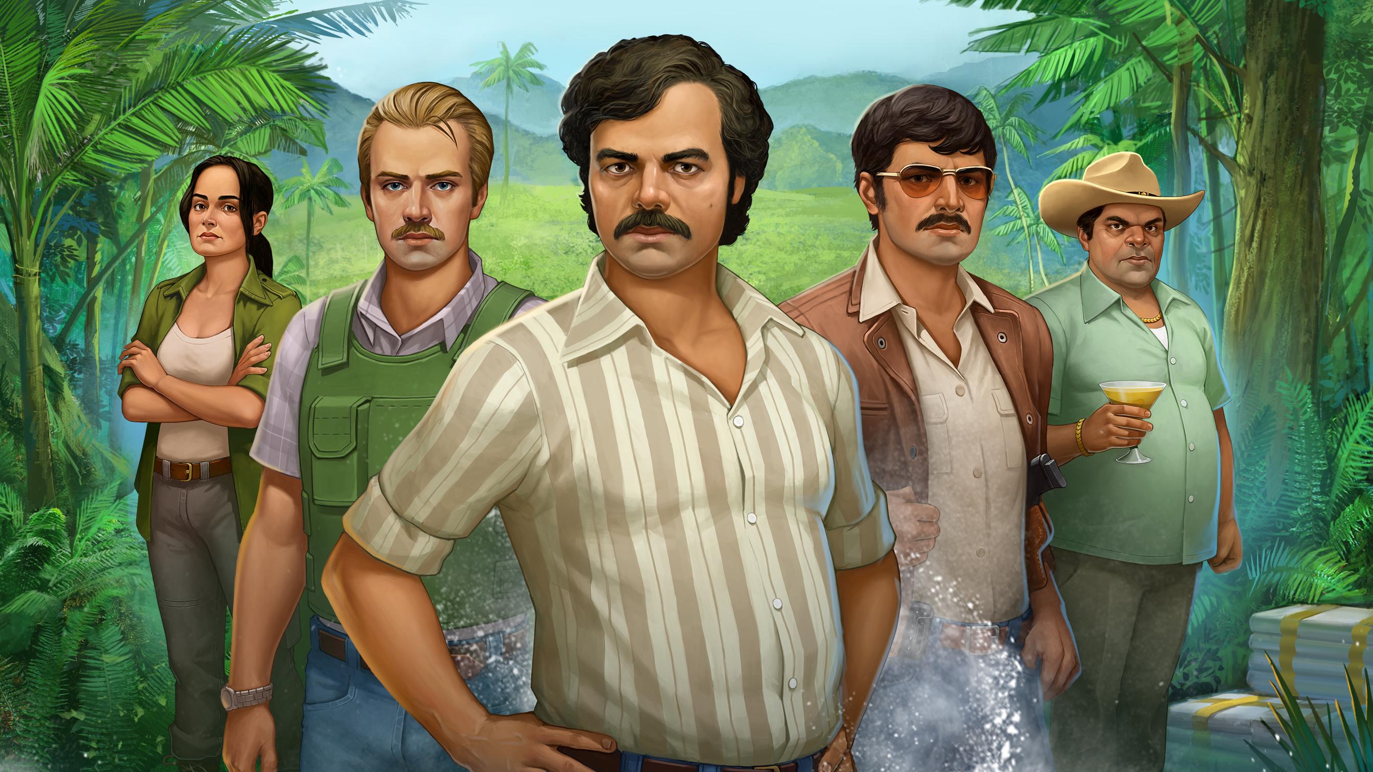 Escobar przekręca się w grobie. Narcos to teraz gra na Androida oraz iOS