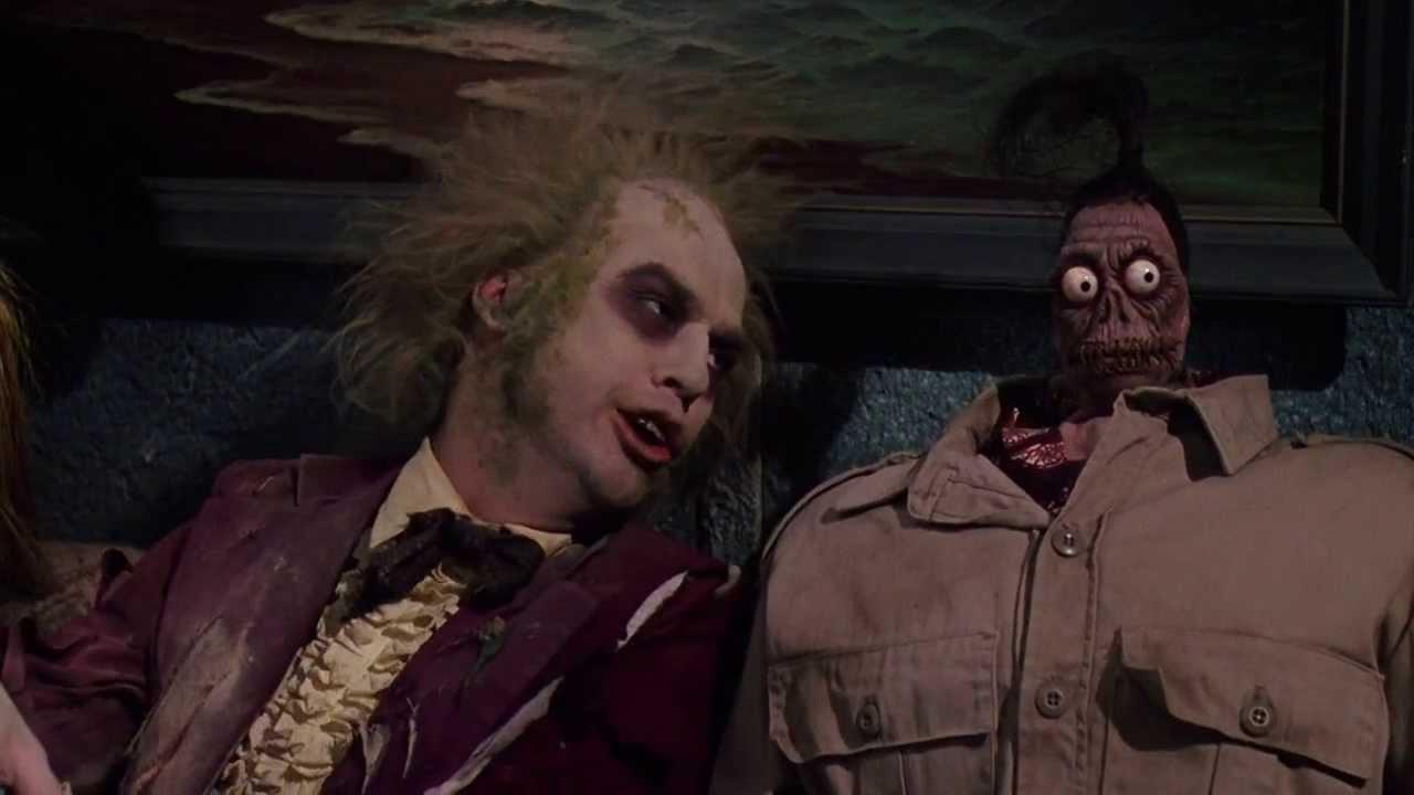 Najlepsze filmy Tima Burtona