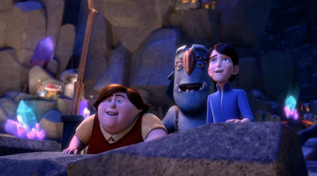 "Jest zapowiedź ""Trollhunters"", animowanego serialu Guillermo del Toro"