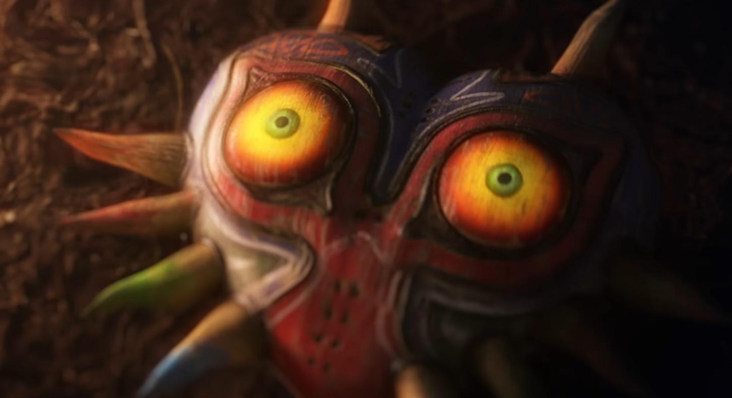 """Animacja """"Majora's Mask – Terrible Fate"""" wygląda jak spełnienie marzeń fanów """"Zeldy"""""""