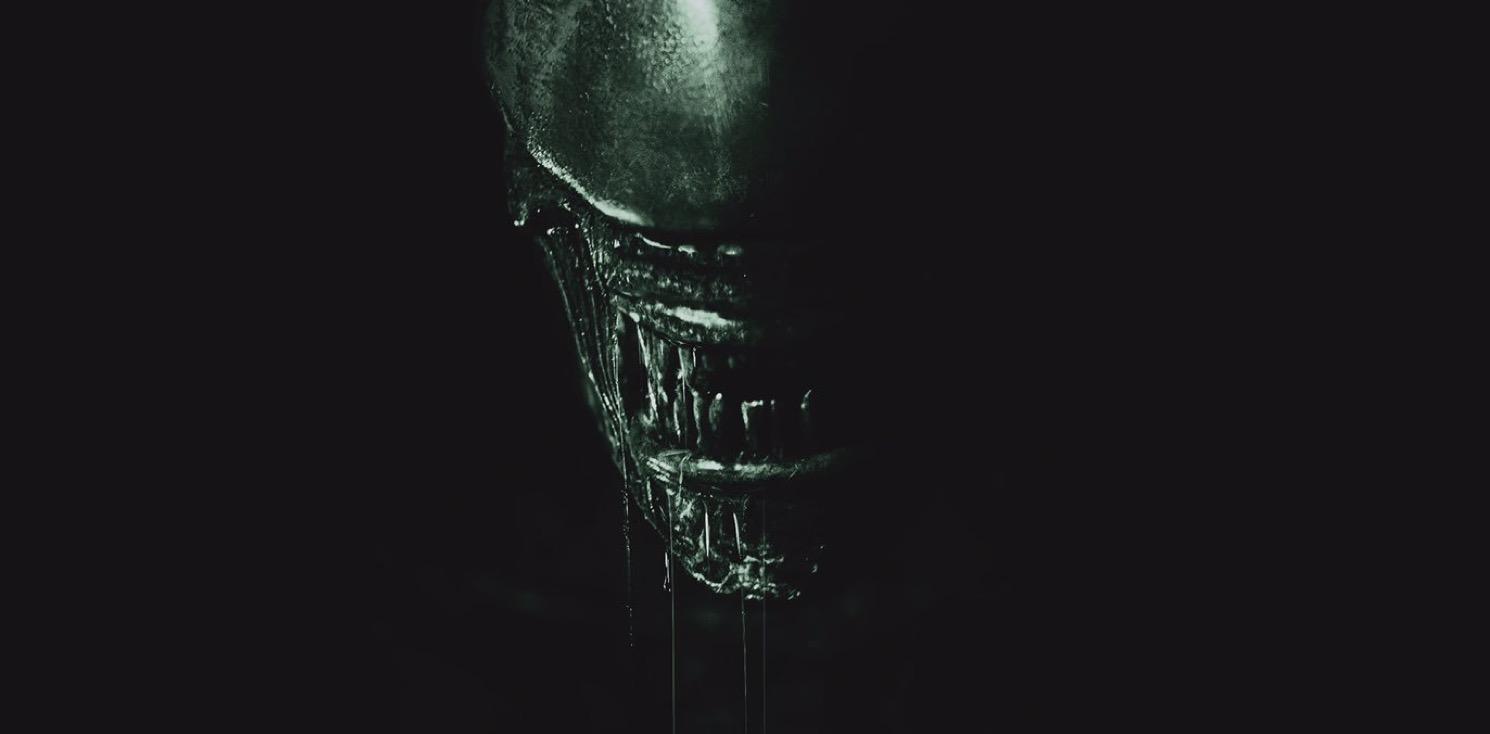 """""""Alien: Covenant"""" – pierwszy oficjalny plakat filmu jest genialny w swojej prostocie"""