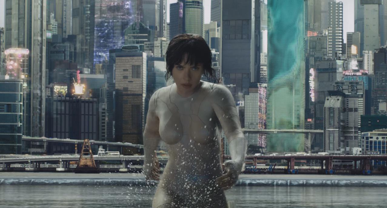 W Ghost in the Shell w roli głównej występuje biała kobieta. Jak się okazuje, to Wielki Problem