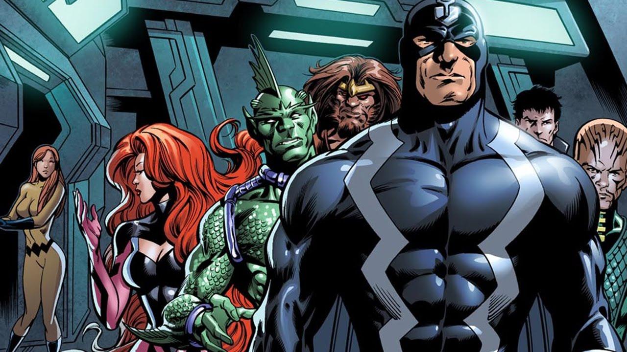 """""""Inhumans"""" – film jednak nie powstanie. Zamiast tego będzie serial"""