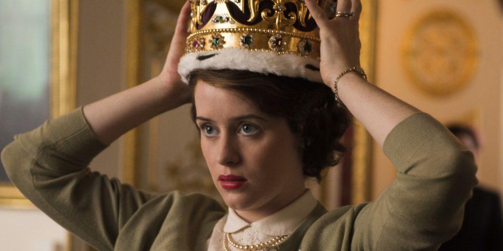Najwyżej oceniane Netflix Originals: The Crown