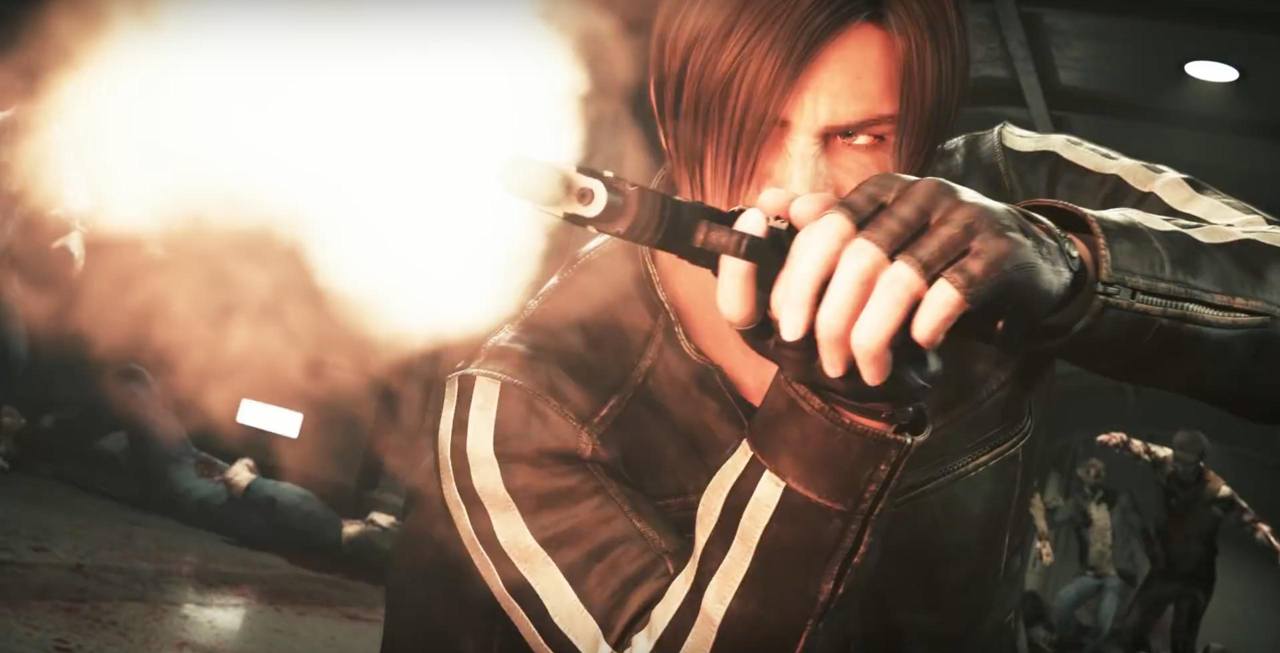 Zwiastun pełnometrażowej animacji Resident Evil Vendetta jest zdumiewająco straszny