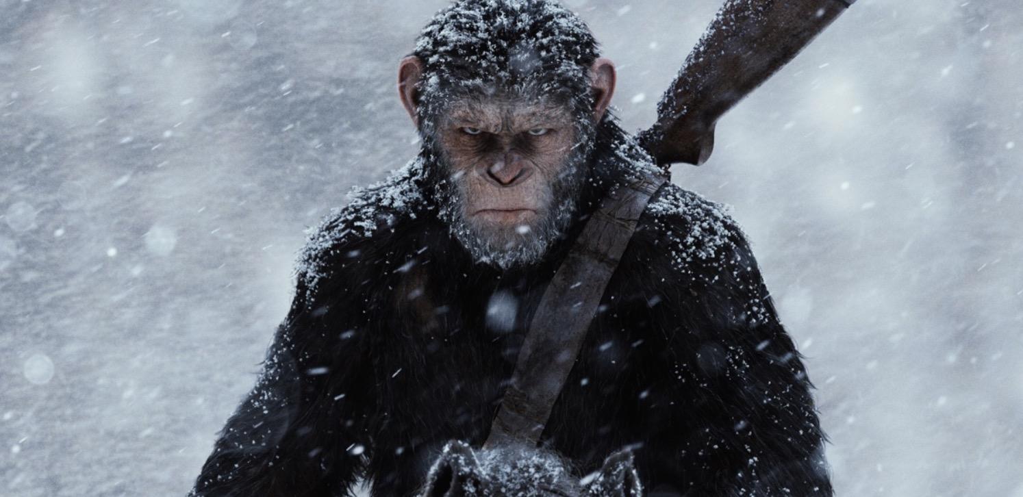 """Zwiastun """"War for the Planet of the Apes"""" przekonuje, że to jedna z najlepiej wskrzeszonych serii"""