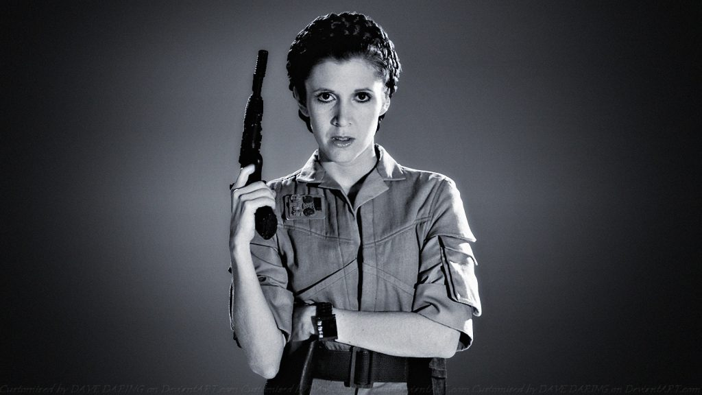 Bright Lighs - Carrie Fisher