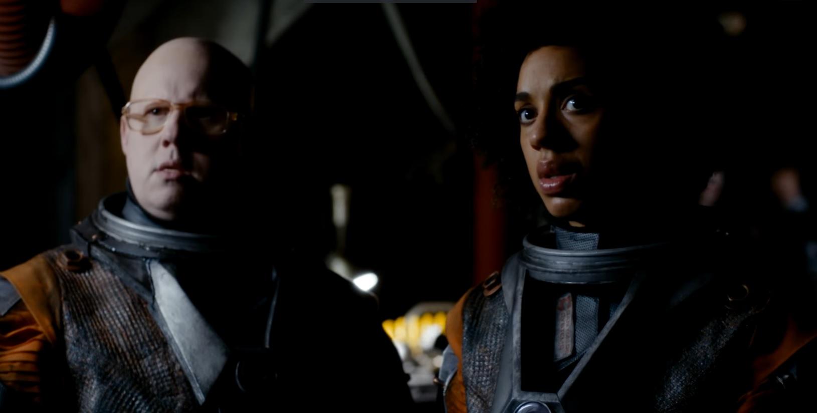 """""""Doktor Who"""" – nowa towarzyszka na pierwszym teaserze 10 sezonu"""