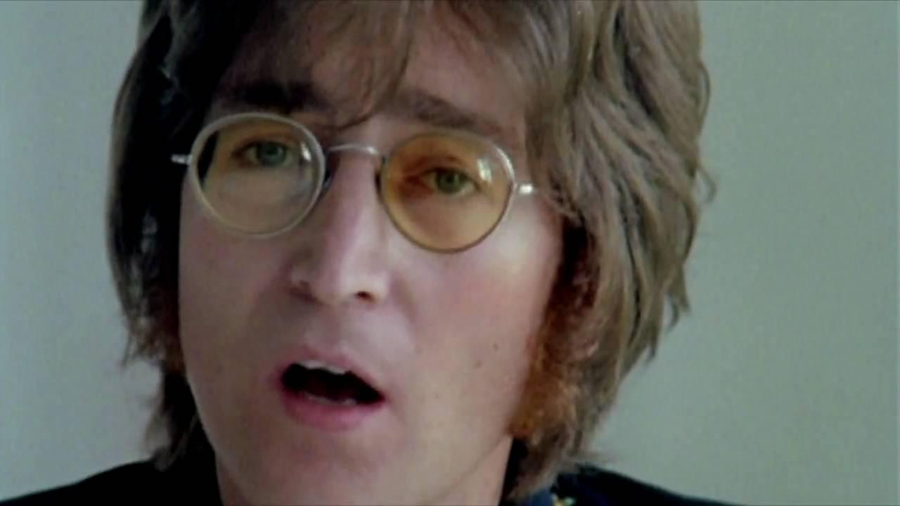 20 klipów Johna Lennona na YouTube w prezencie na święta