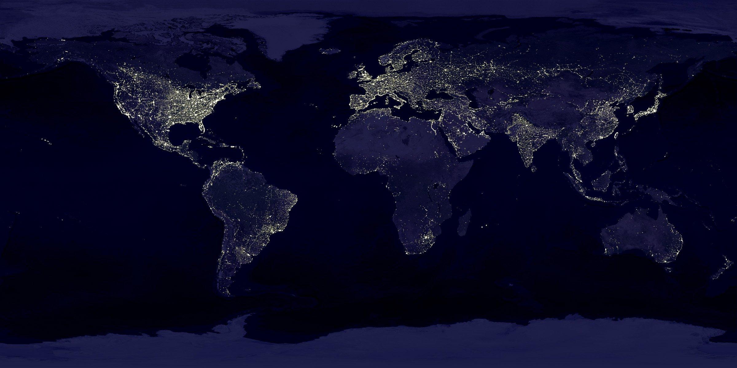 Muzyczna Mapa Świata od Spotify, czyli czego słucha się w różnych krajach i miastach