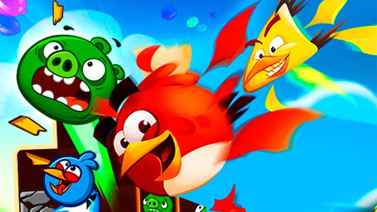 Niech ktoś ukróci męki tego drobiu. Angry Birds Blast to nowa gra Rovio